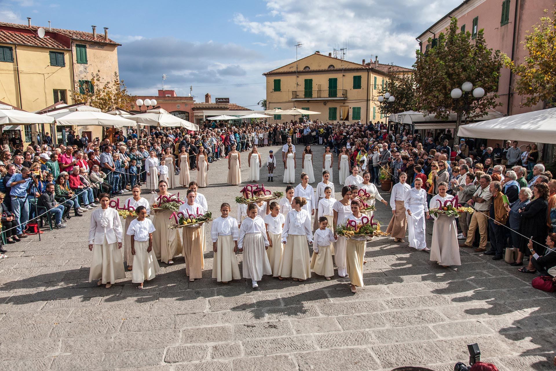 Visit Elba Island Tuscany Tourism Grape Festival