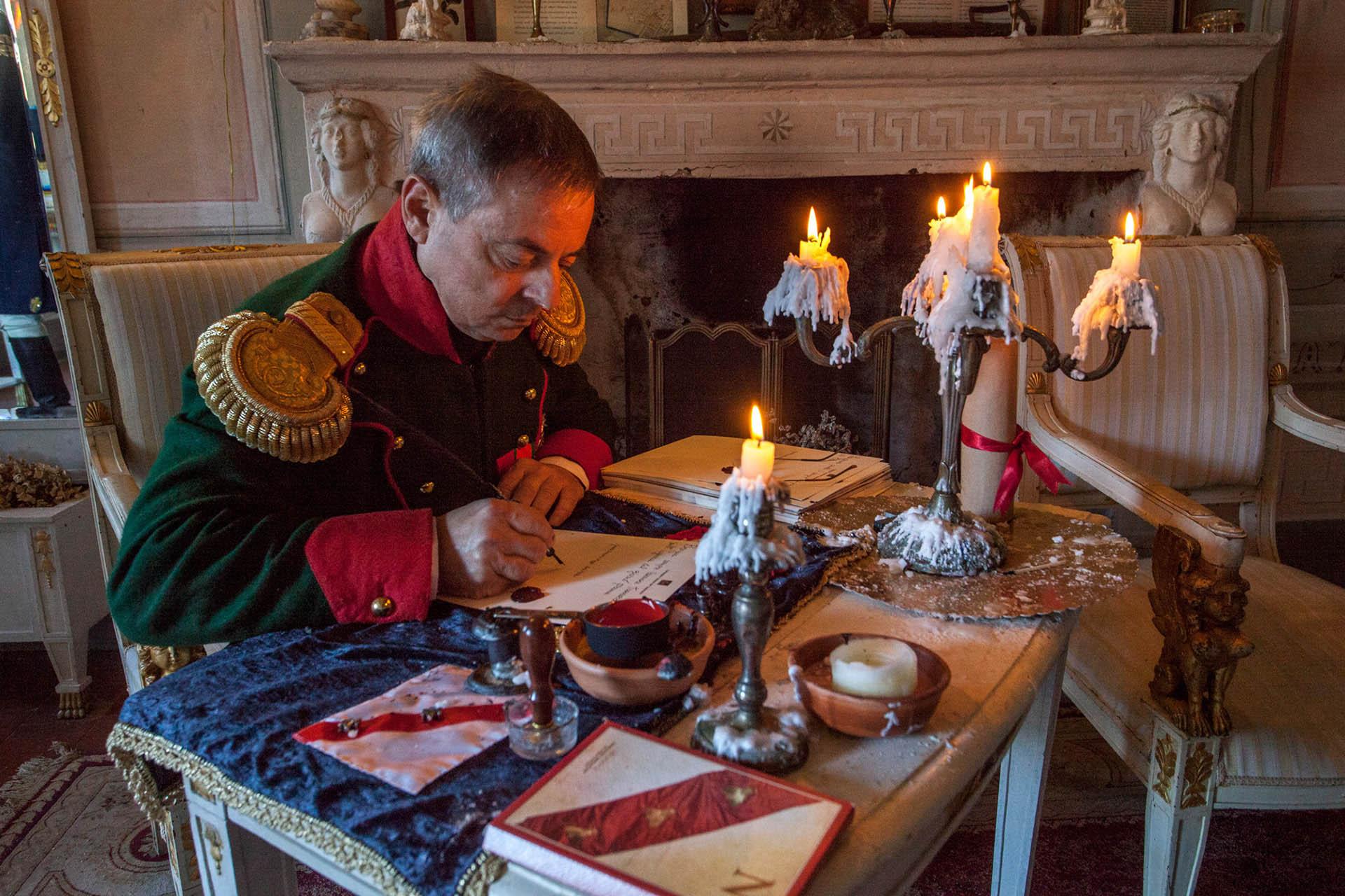 Visit Elba Island Tuscany Tourism Myrtle Liqueur with Napoleon