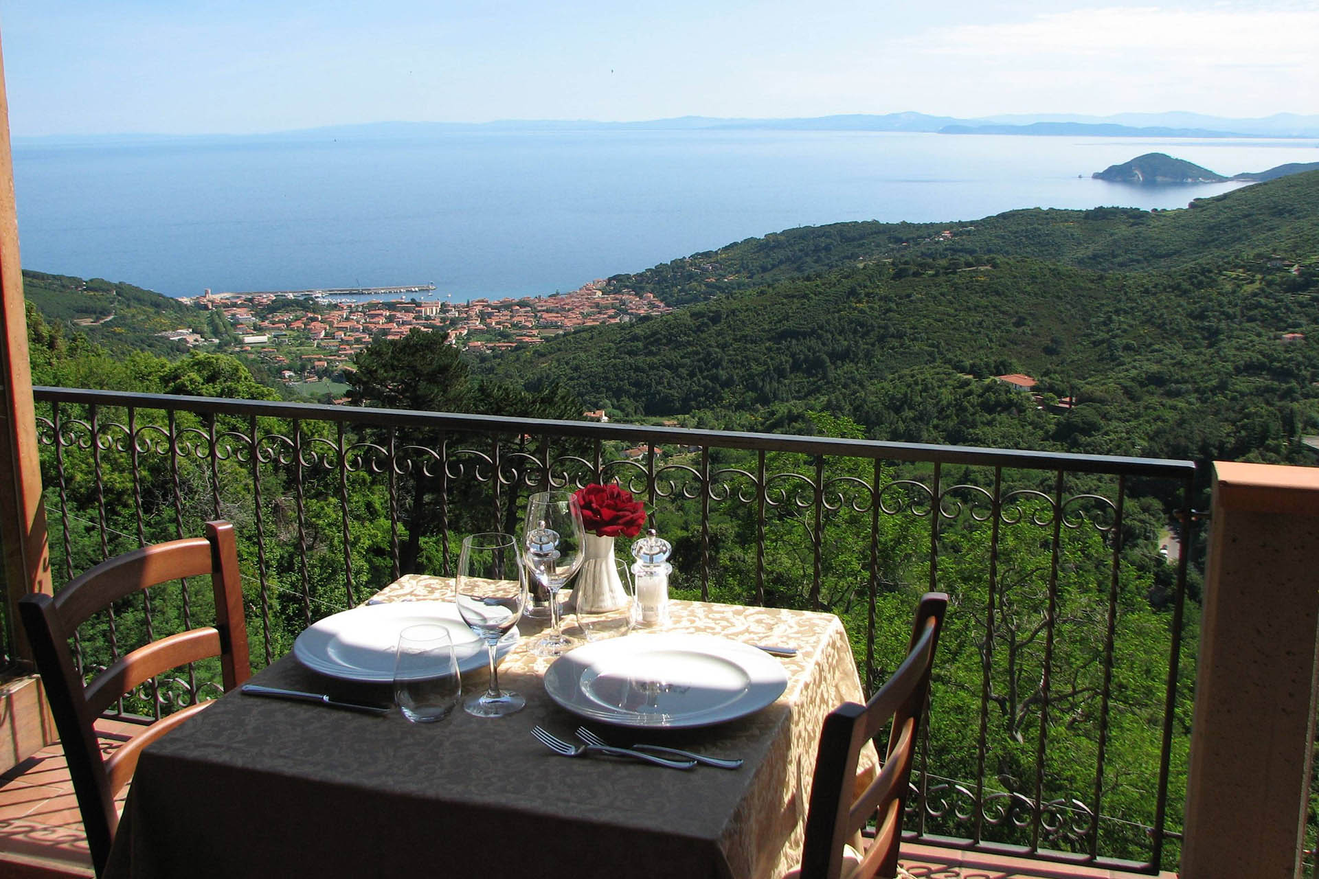 Visit Elba Island Tuscany Tourism Publius
