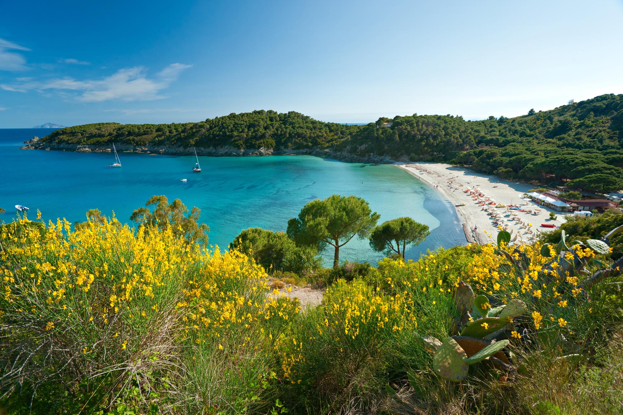 Visit Elba Island Tuscany Tourism Theme Break