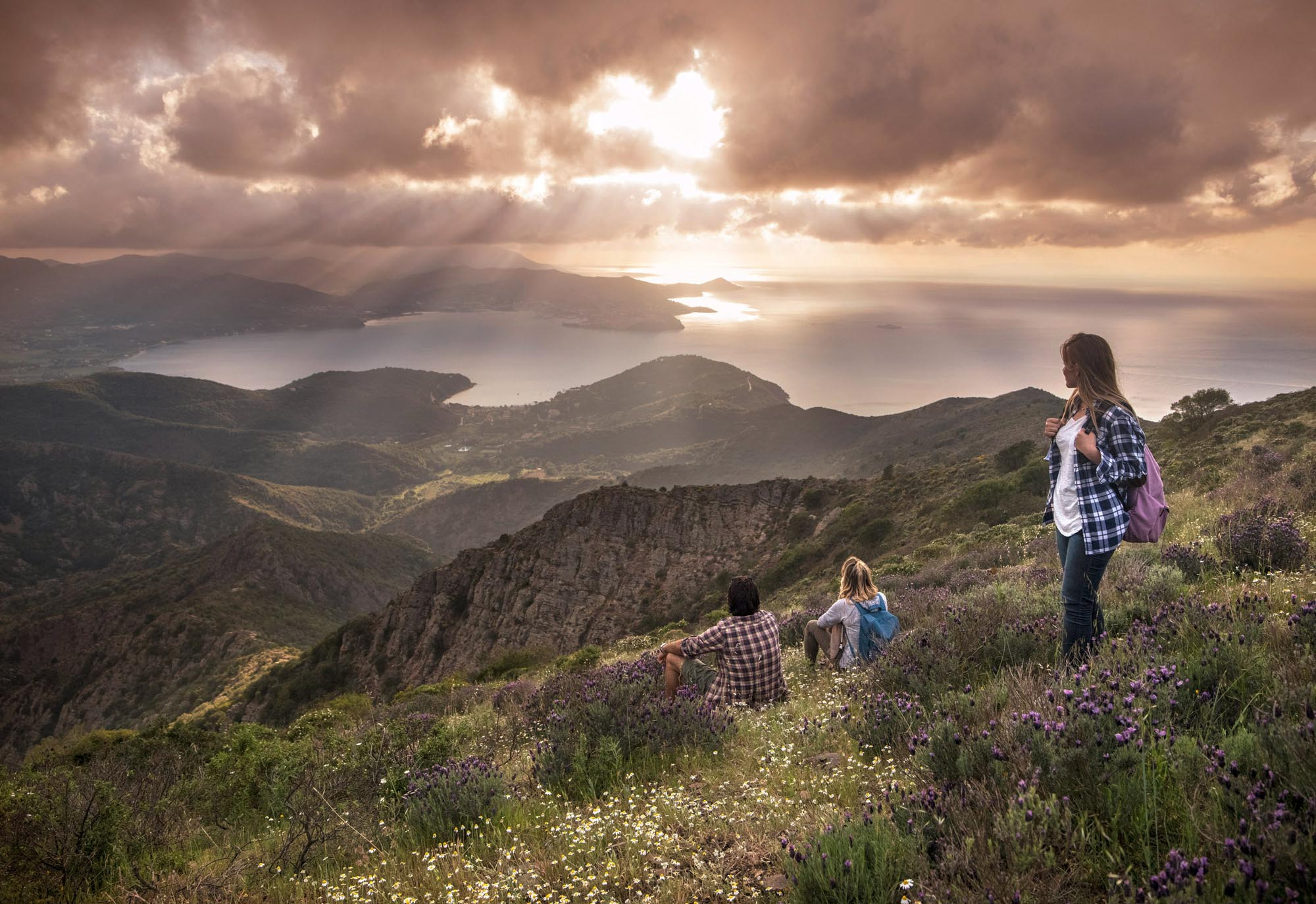 Visit Elba Island Tuscany Tourism Spiritual Trekking